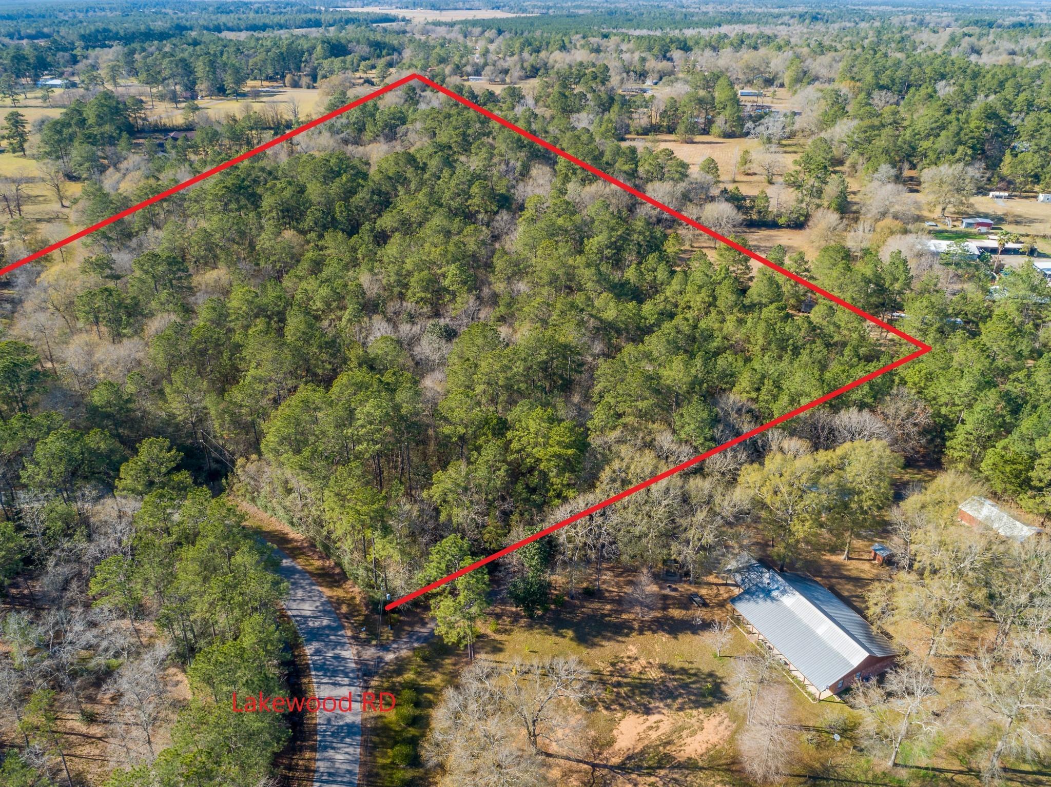 2955 Lakewood Drive Property Photo - Kountze, TX real estate listing