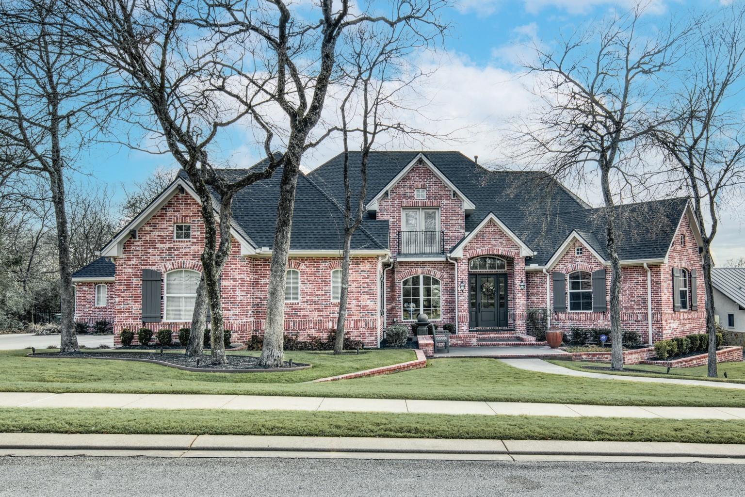 3066 Hickory Ridge Circle Property Photo - Bryan, TX real estate listing
