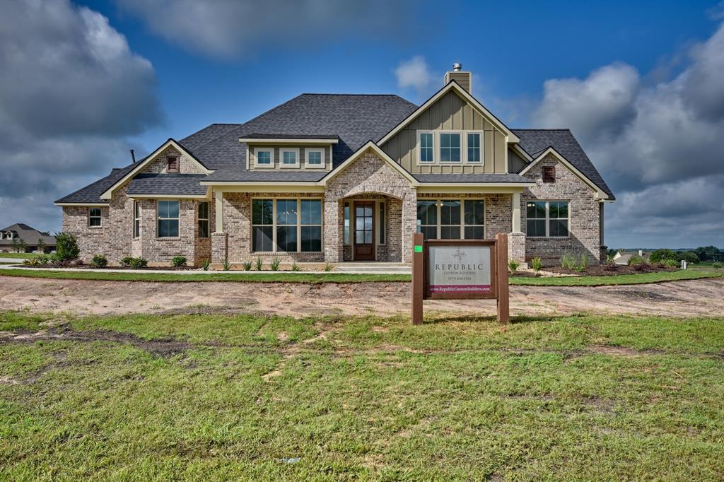 885 Amethyst, Bellville, TX 77418 - Bellville, TX real estate listing