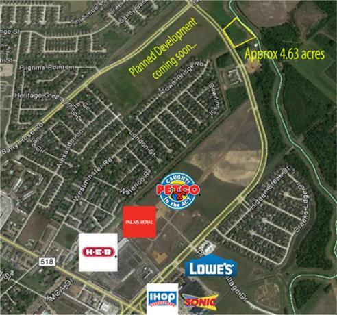 000 Pearland Parkway Property Photo - Pearland, TX real estate listing