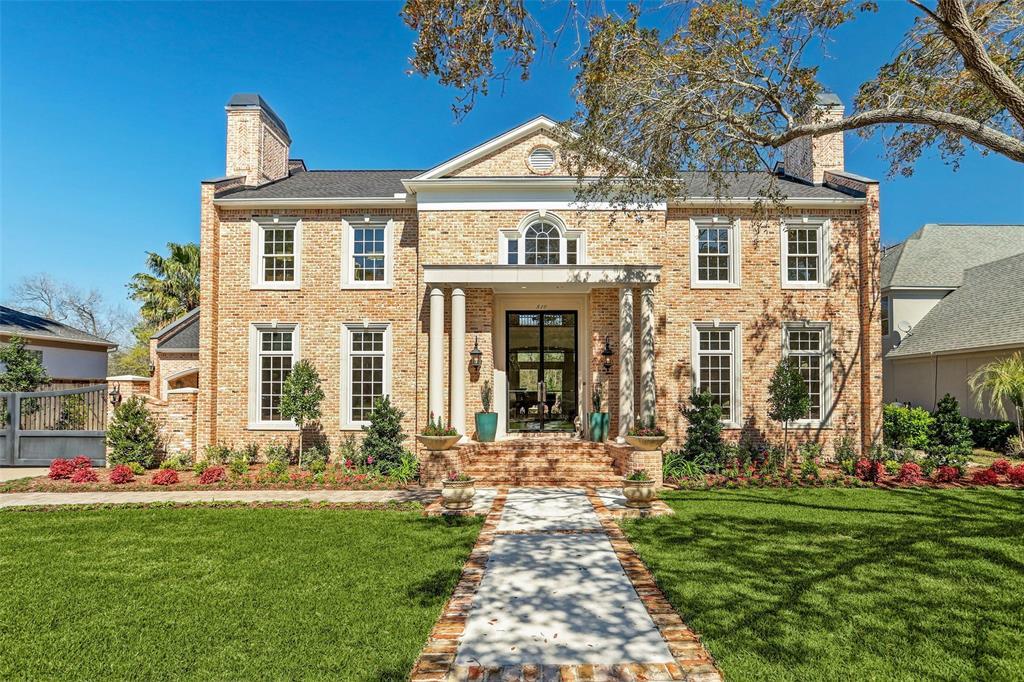 810 Peachwood Bend Drive Property Photo - Houston, TX real estate listing