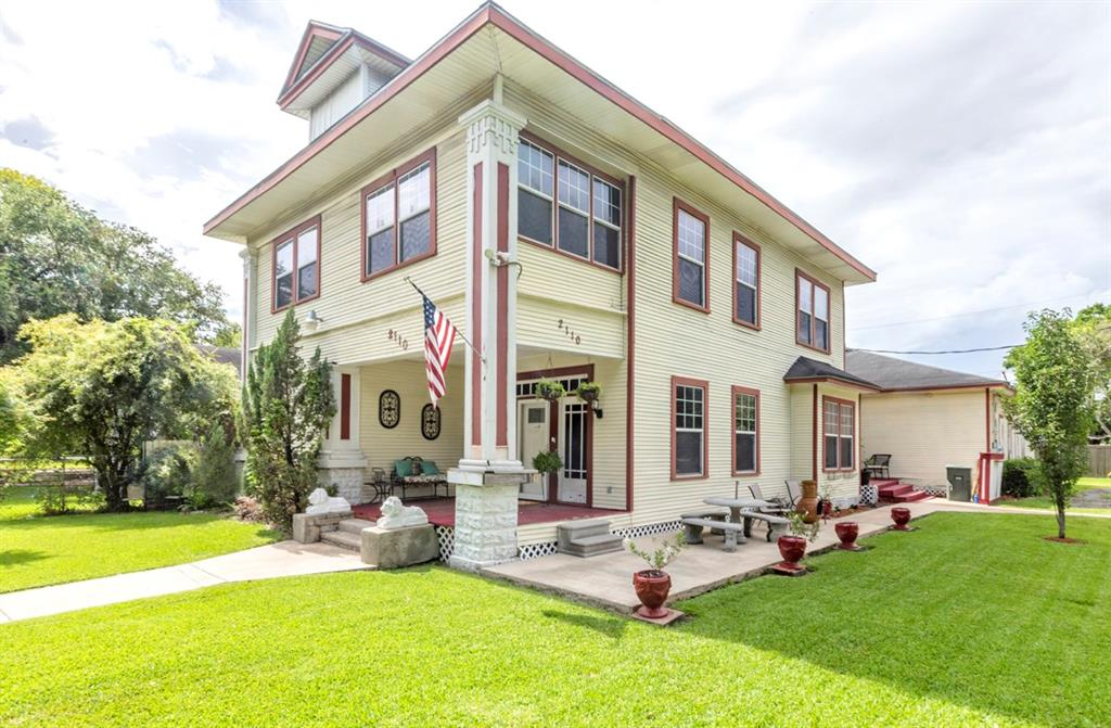 2110 Liberty Street Property Photo - Beaumont, TX real estate listing