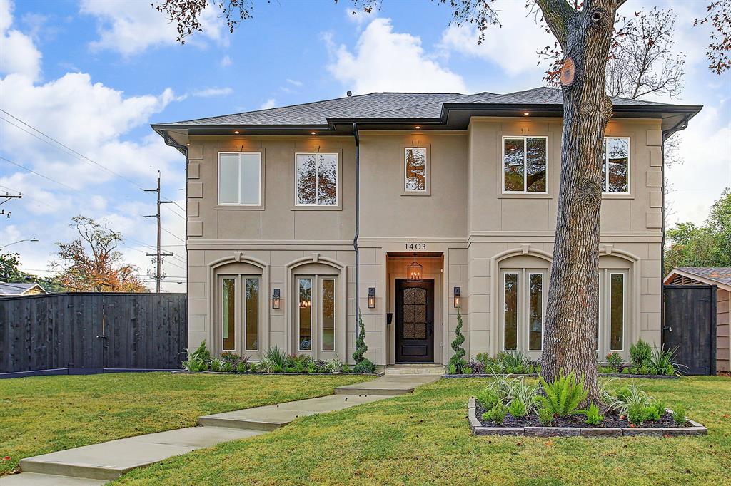 1403 Martin Street, Houston, TX 77018 - Houston, TX real estate listing