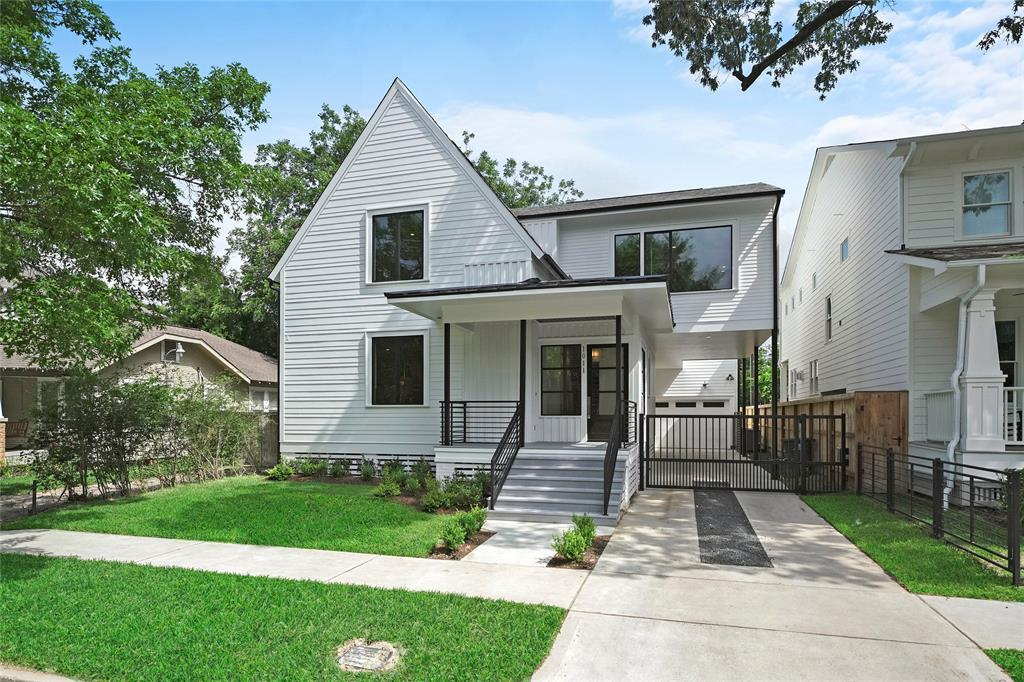 1011 Euclid Street Property Photo - Houston, TX real estate listing
