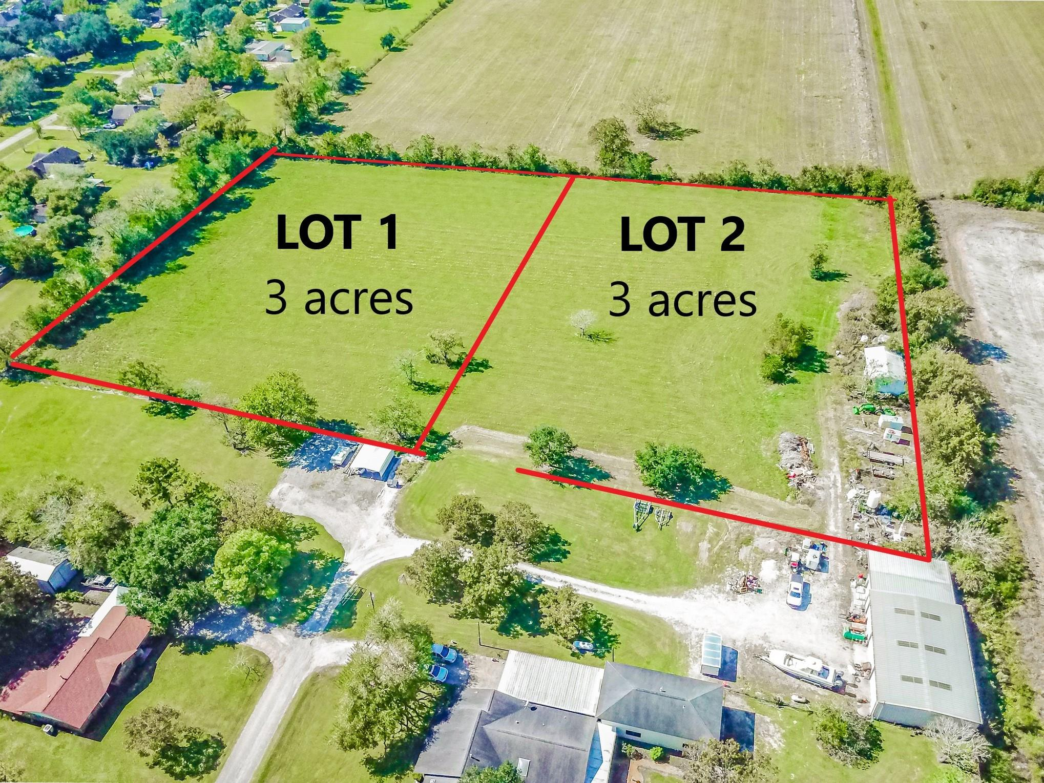 0 Norton Drive, Lot 2 Property Photo - Manvel, TX real estate listing