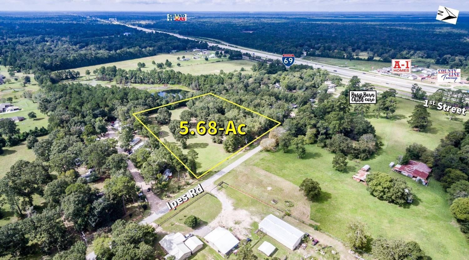 000 Ipes Road Property Photo - Splendora, TX real estate listing