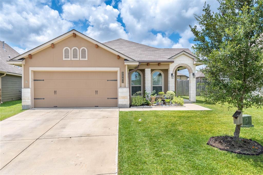 3061 Positano Loop Property Photo - Bryan, TX real estate listing