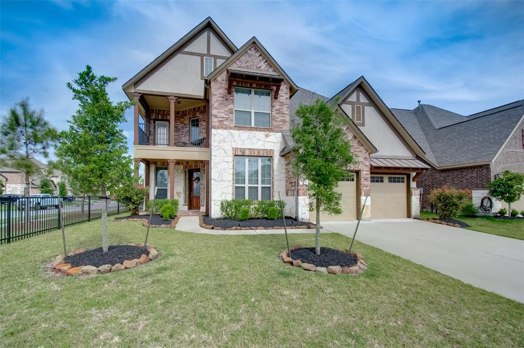 9414 Open Sands Court Property Photo - Cypress, TX real estate listing