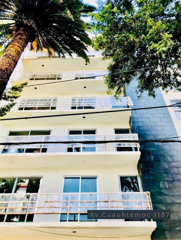 1187 Cuauhtemoc Avenue #502 Property Photo - Mexico City, real estate listing