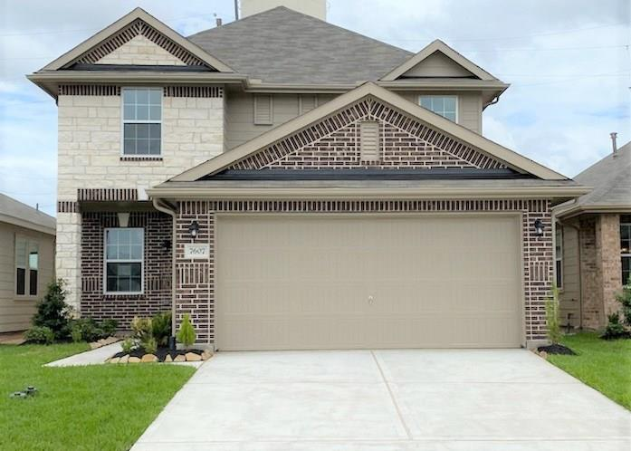 7607 Mesa Ranch Trail Property Photo - Houston, TX real estate listing