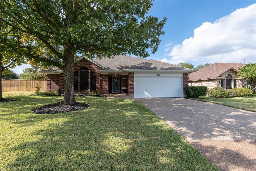 601 Castlebrook Drive, College Station, TX 77845 - College Station, TX real estate listing