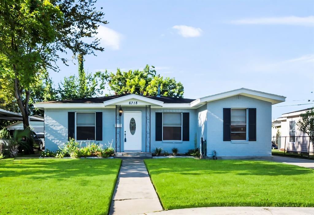6718 Keller Street Property Photo - Houston, TX real estate listing