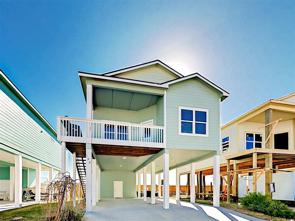 106 N Nautica Property Photo - Rockport, TX real estate listing