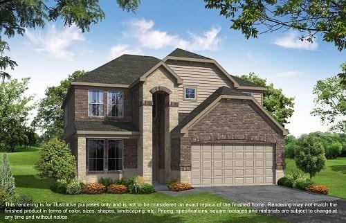 2723 Fawn Mountain Drive Property Photo - Fresno, TX real estate listing