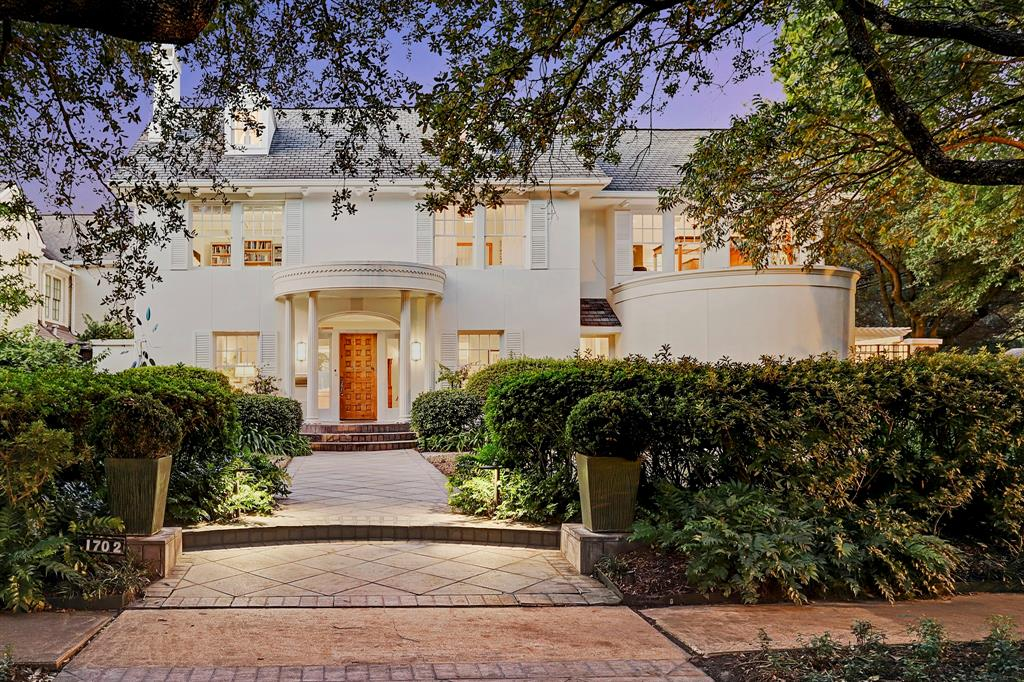 1702 North Boulevard Property Photo - Houston, TX real estate listing