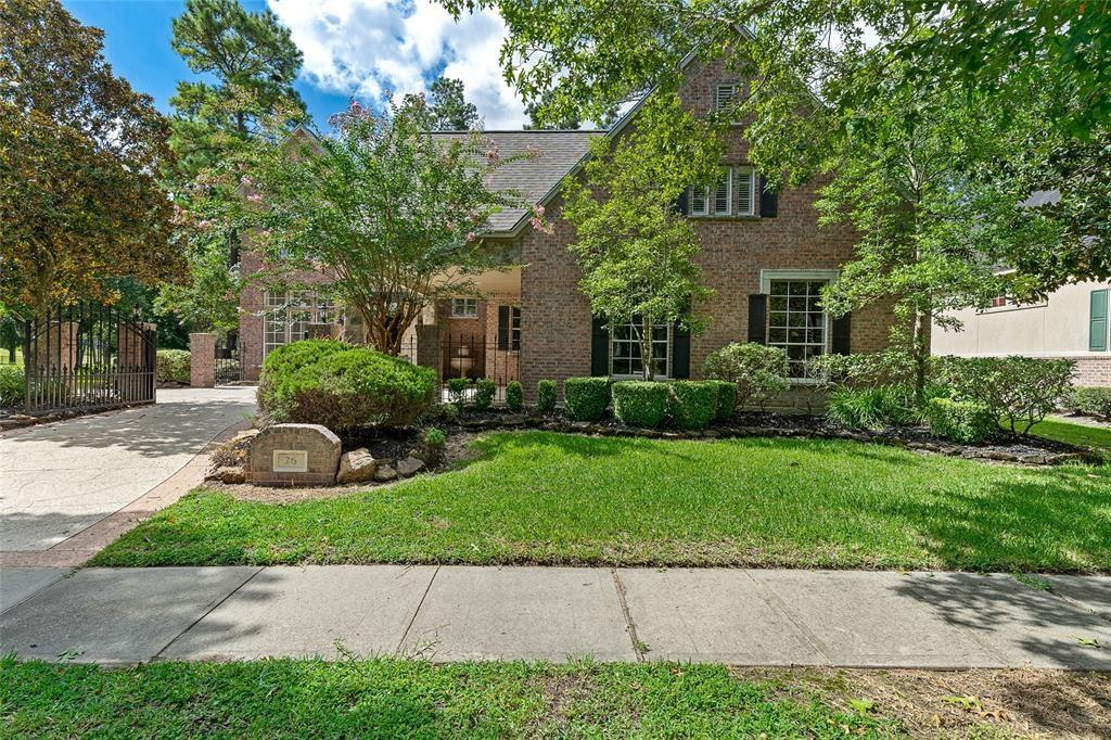 26 New Greens Court Property Photo - Houston, TX real estate listing