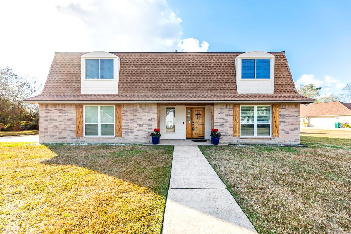 4405 Hillbrook Drive Property Photo - Orange, TX real estate listing