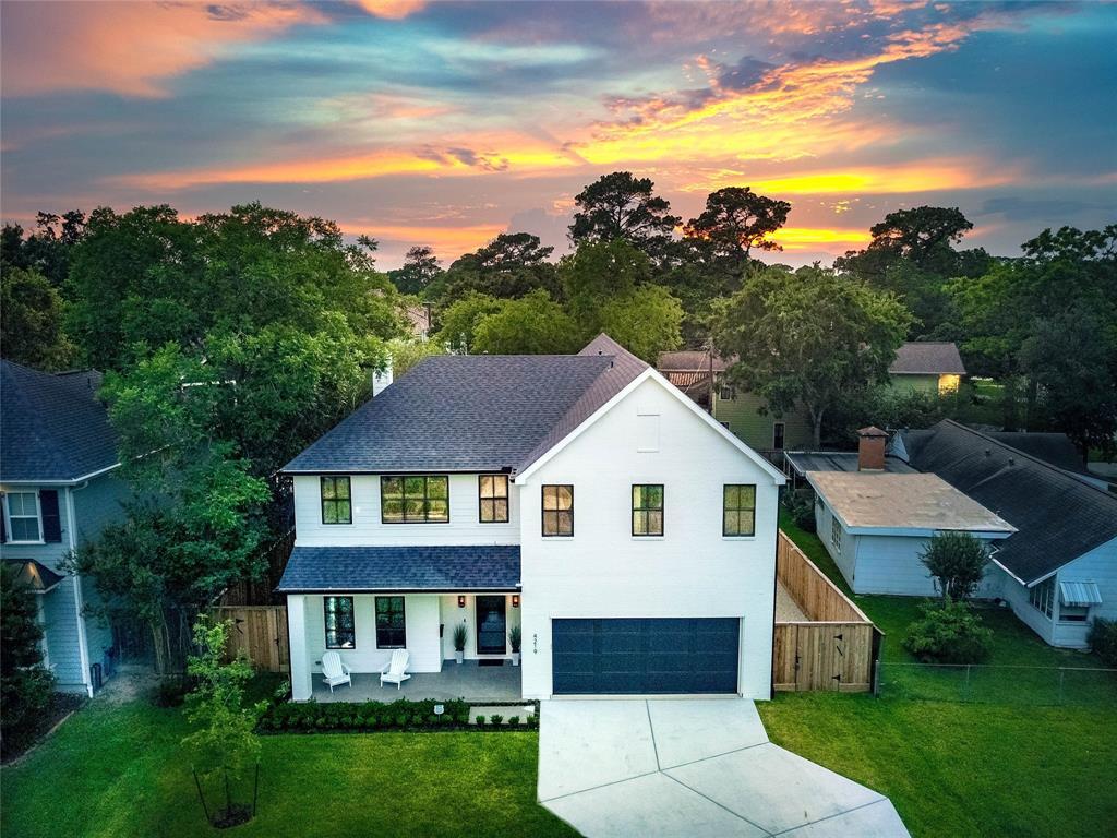 4219 Alba Road, Houston, TX 77018 - Houston, TX real estate listing