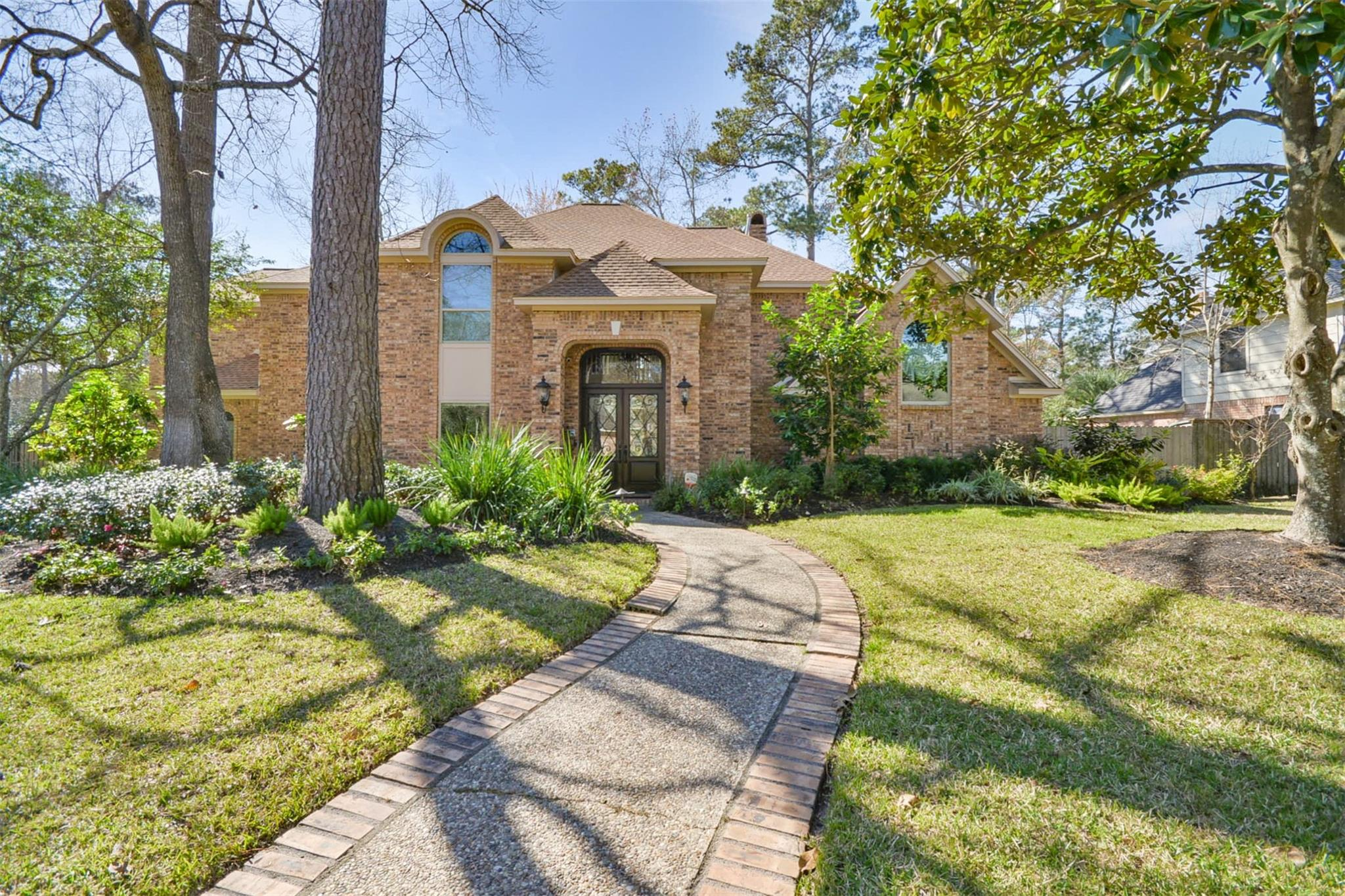 2111 Seven Maples Drive Property Photo - Houston, TX real estate listing