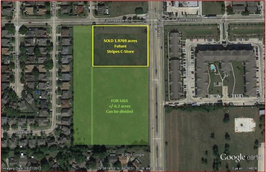 7600 Fonmeadow Boulevard Property Photo - Missouri City, TX real estate listing