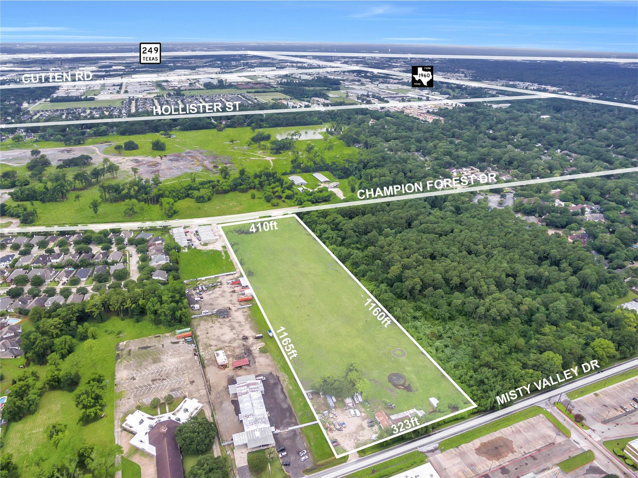 00 Champion Forest Drive Property Photo - Houston, TX real estate listing