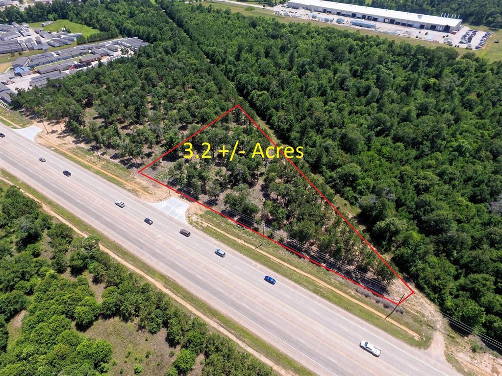 3.2 acres N Loop 336 E Property Photo - Conroe, TX real estate listing