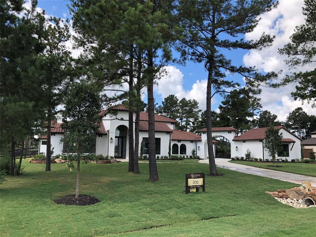 6 Shiloh Arbor Court Property Photo - Tomball, TX real estate listing