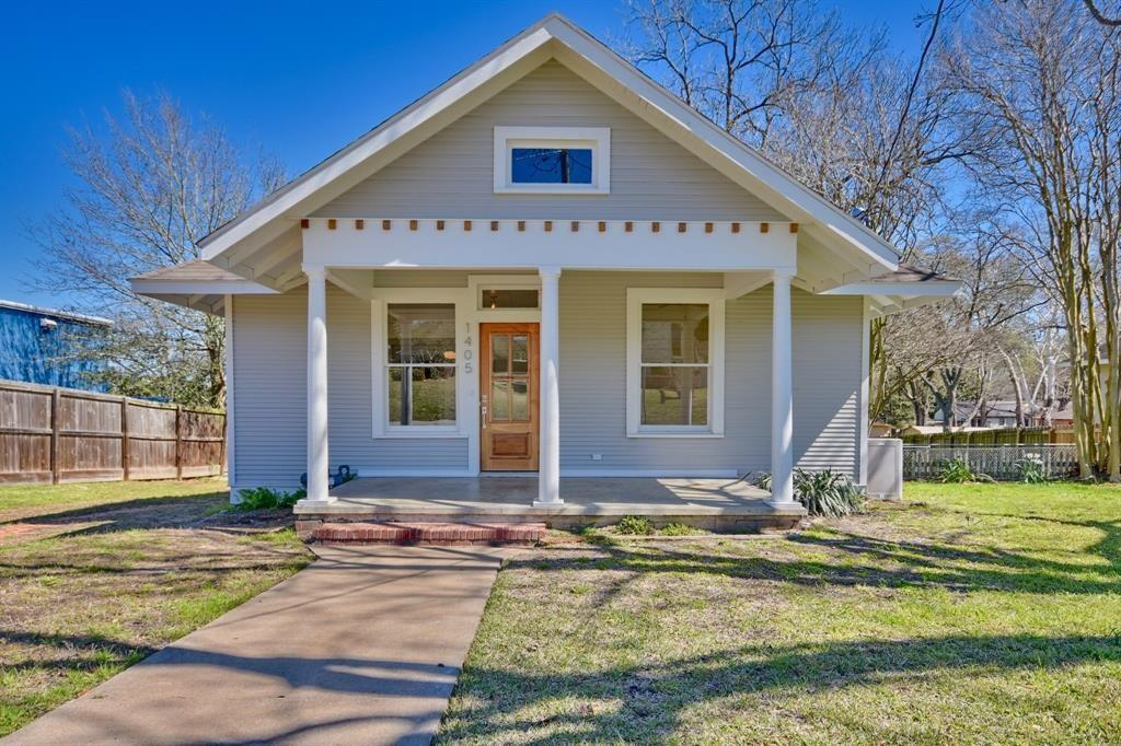 1405 South Day Street Property Photo - Brenham, TX real estate listing