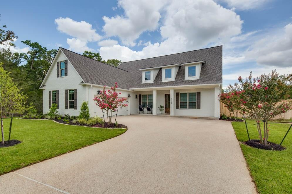 1724 Blanco Bend Drive, College Station, TX 77845 - College Station, TX real estate listing