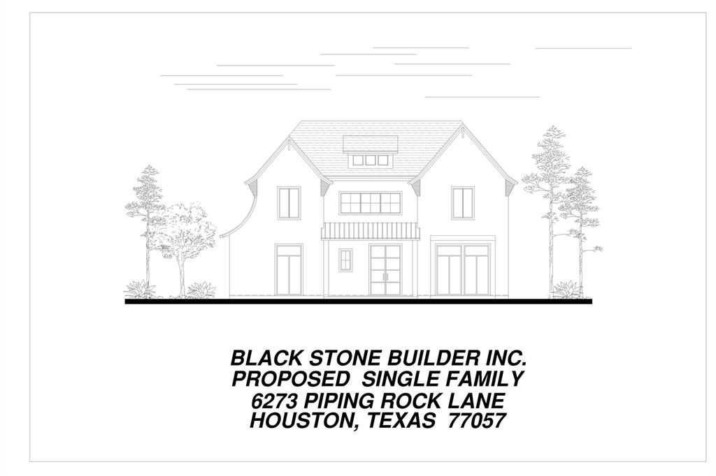 6273 Piping Rock Lane Property Photo - Houston, TX real estate listing