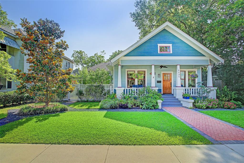 1131 Cortlandt Street, Houston, TX 77008 - Houston, TX real estate listing