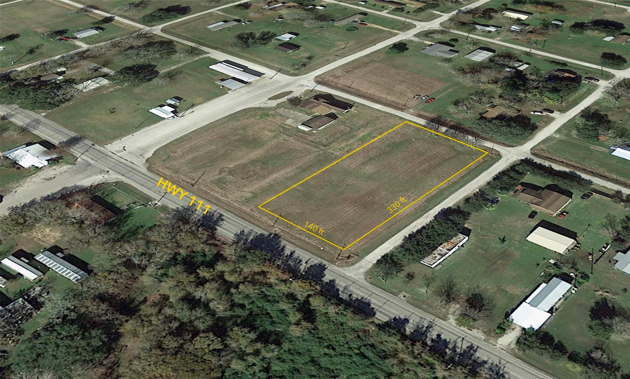 TBD McSparren Property Photo - Midfield, TX real estate listing