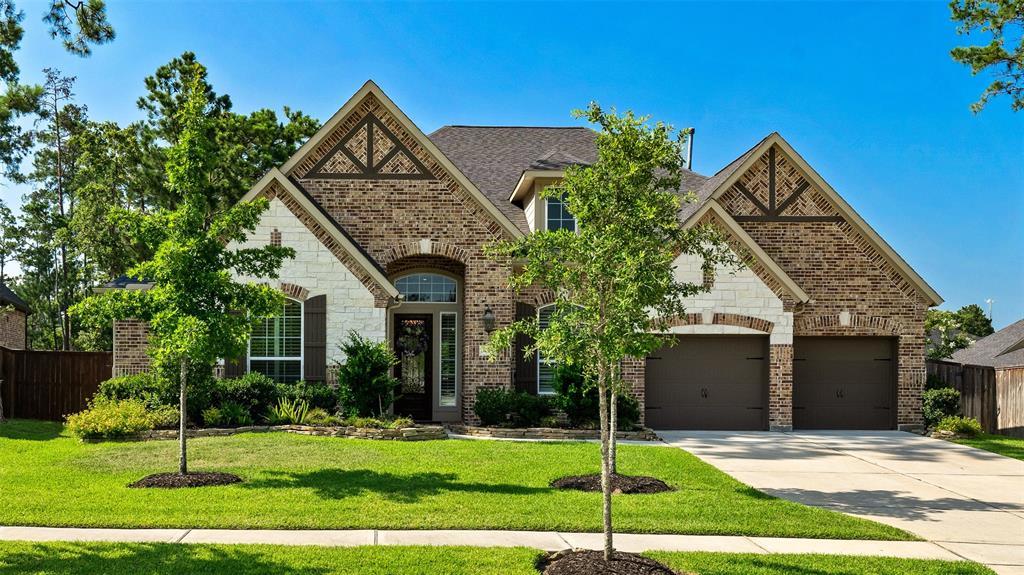 1015 Pleasant Pines Lane Property Photo - Pinehurst, TX real estate listing