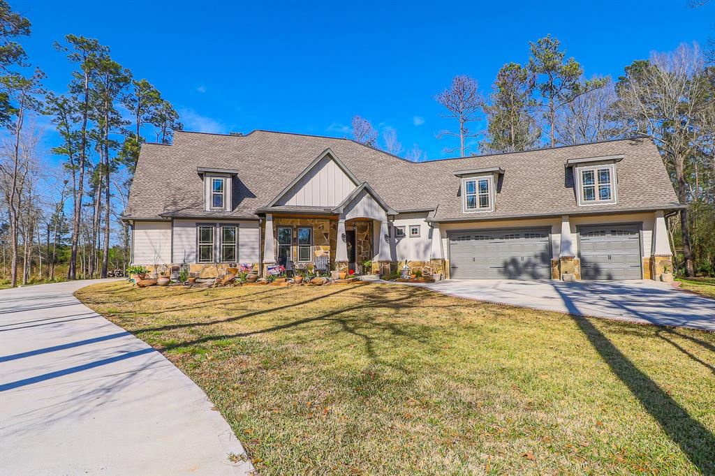 1208 Chateau Woods Parkway Property Photo - Conroe, TX real estate listing