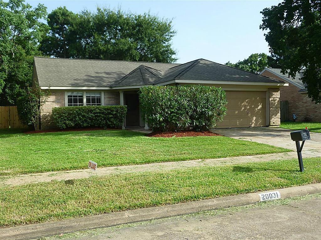 20031 Pecos Valley Trail Property Photo - Katy, TX real estate listing