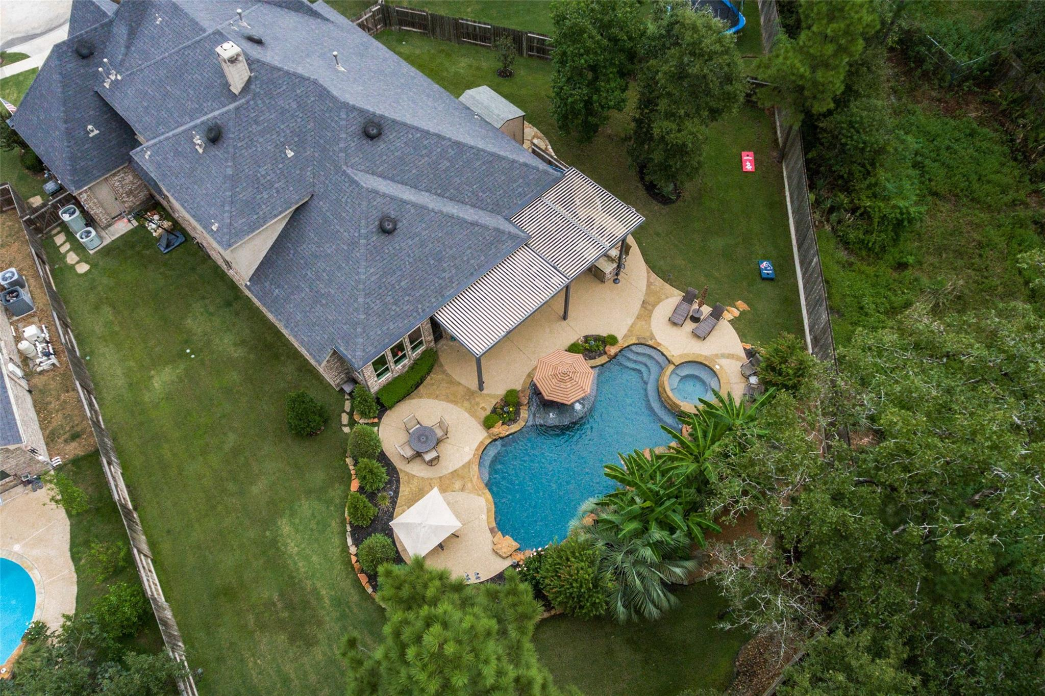 8322 Floating Heart Court Property Photo - Conroe, TX real estate listing