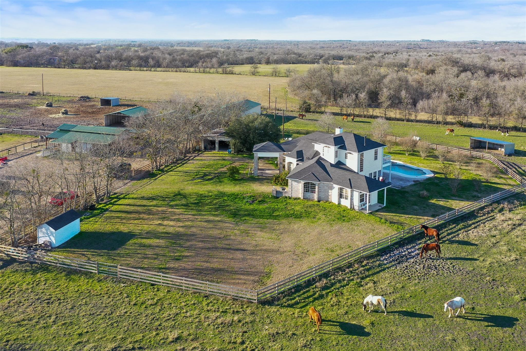 1730 County Road 188 Property Photo - Anderson, TX real estate listing