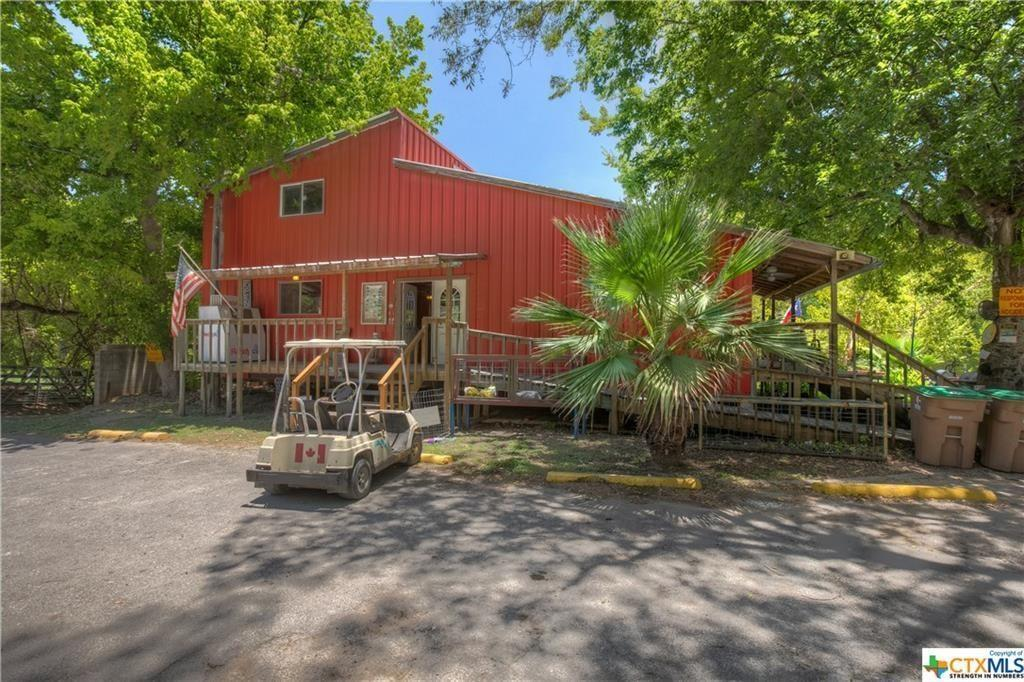 7308 and 7296 River Road, New Braunfels, TX 78132 - New Braunfels, TX real estate listing
