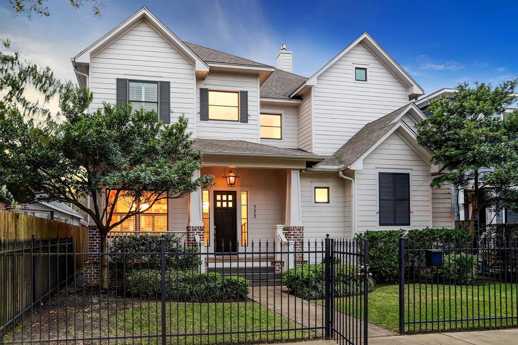 733 Allston Street, Houston, TX 77007 - Houston, TX real estate listing
