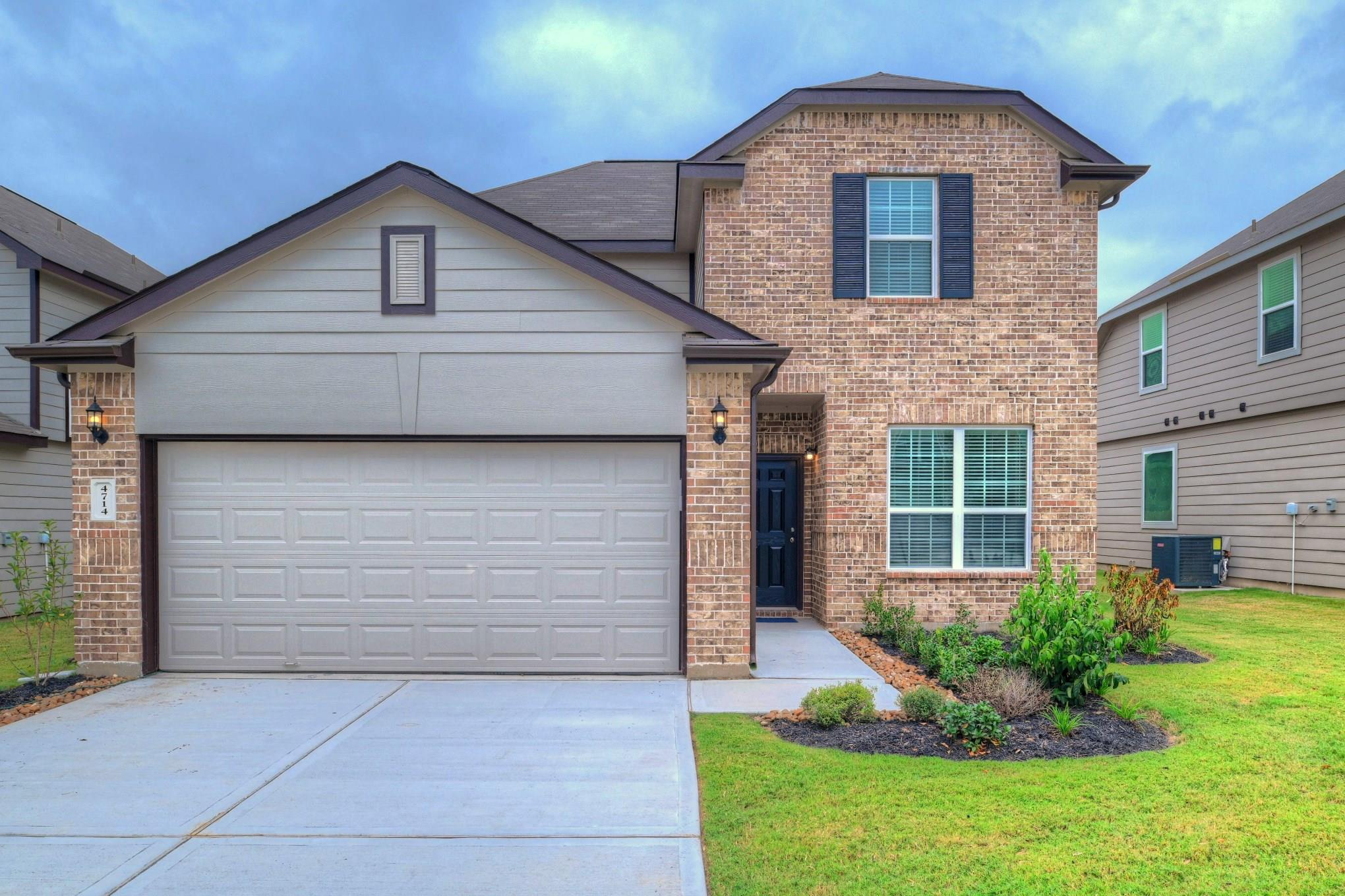 4714 Los Pines Way Property Photo - Bryan, TX real estate listing