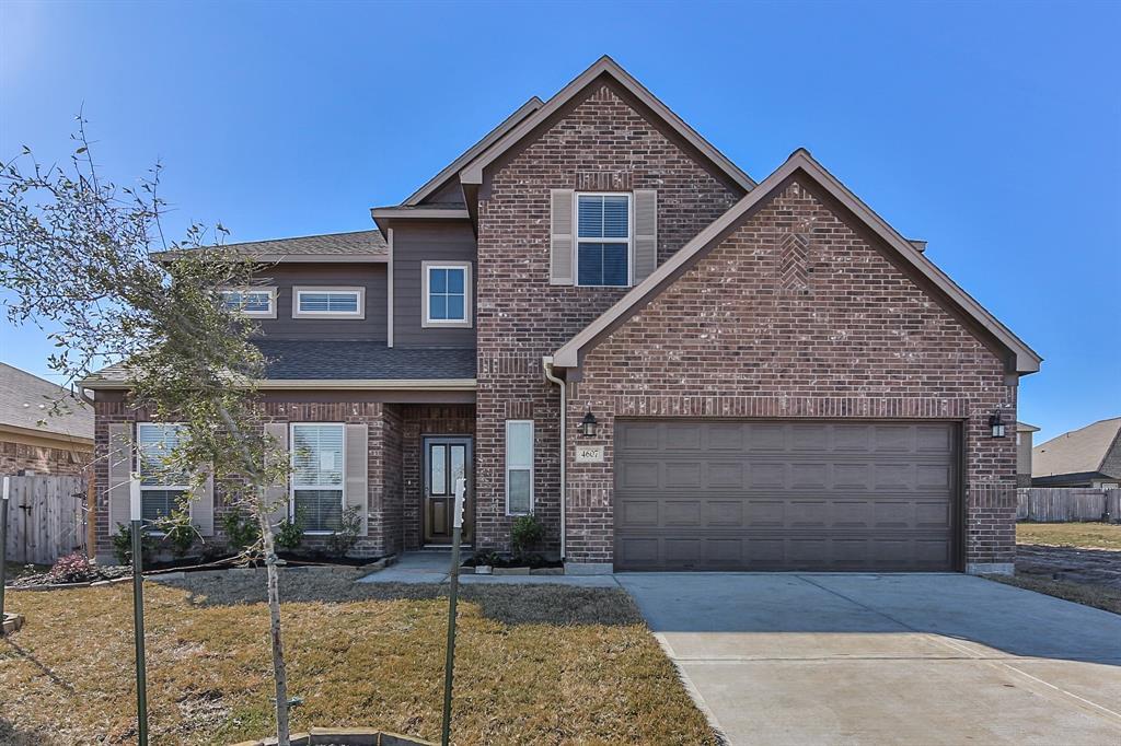 4530 Clara Rose Lane, Katy, TX 77449 - Katy, TX real estate listing