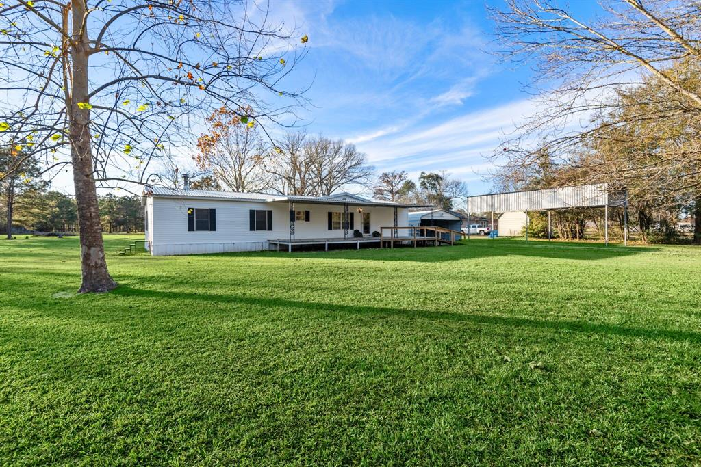 2679 County Road 2058 Property Photo - Hull, TX real estate listing