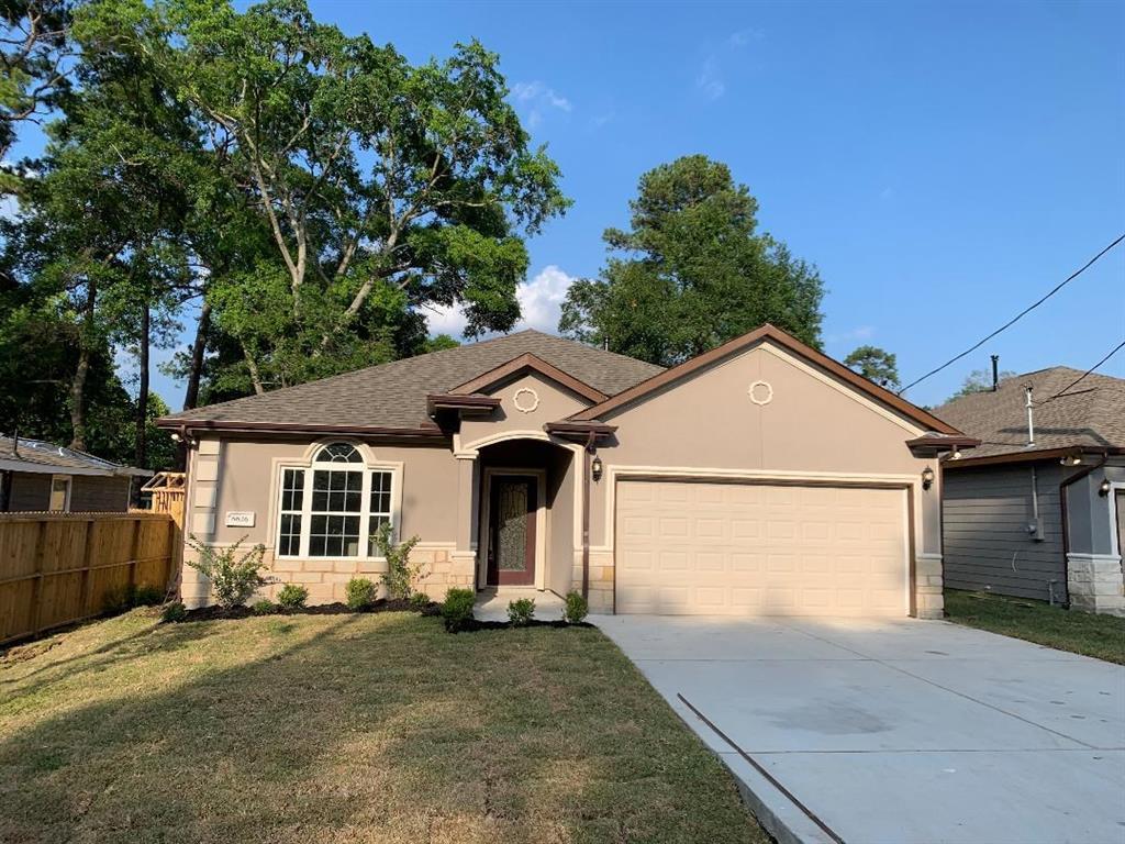 6618 Ezzard Charles Lane Property Photo - Houston, TX real estate listing