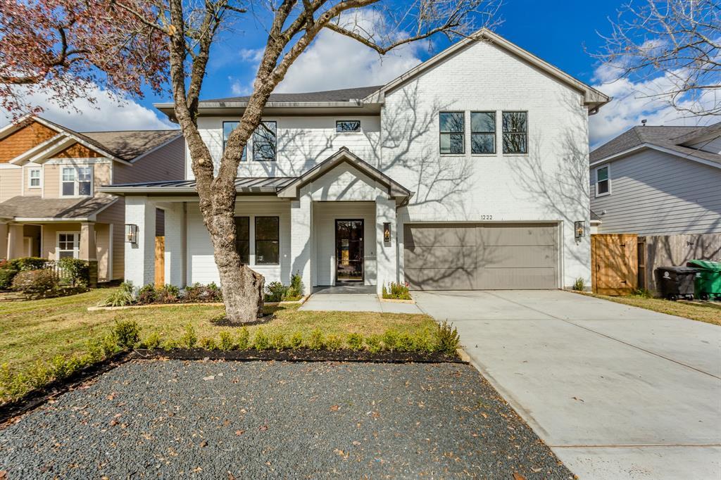 1222 Wakefield Drive, Houston, TX 77018 - Houston, TX real estate listing