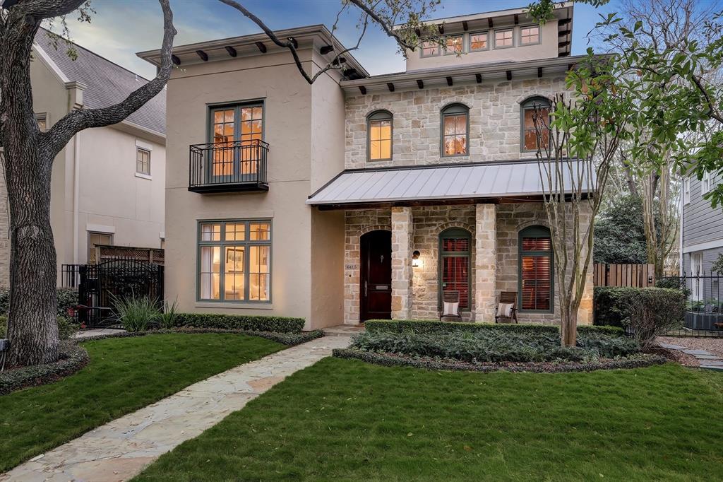 6415 Belmont Street Property Photo - West University Place, TX real estate listing