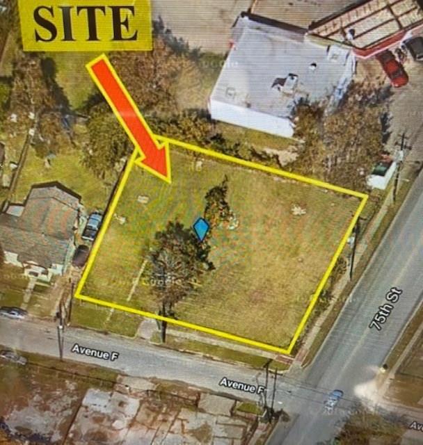 603 S 75th Street Property Photo - Houston, TX real estate listing