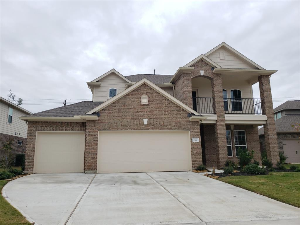 217 Meadow Ridge Way, Clute, TX 77531 - Clute, TX real estate listing