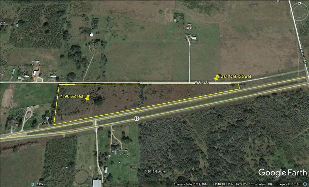 00 Hwy 59 and East Oak St, Goliad, TX 77963 - Goliad, TX real estate listing
