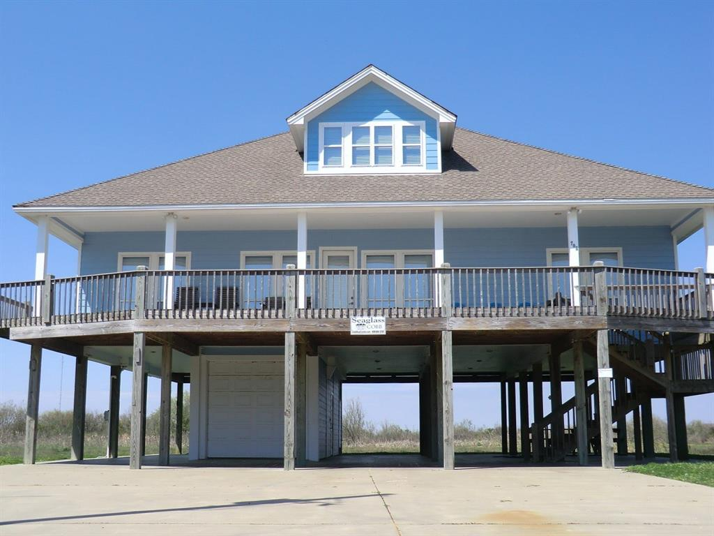 708,Kinsey,Drive Property Photo - Crystal Beach, TX real estate listing