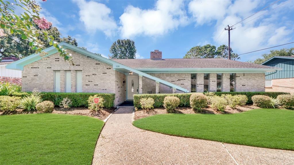 518 Bayview Drive Property Photo - El Lago, TX real estate listing